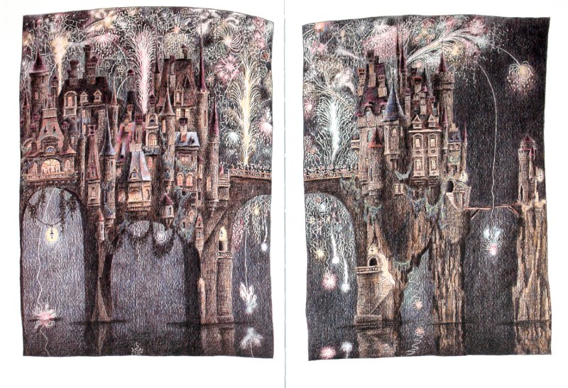 Иллюстрация 1 из 31 для Золушка, или Хрустальная туфелька - Шарль Перро | Лабиринт - книги. Источник: Лабиринт
