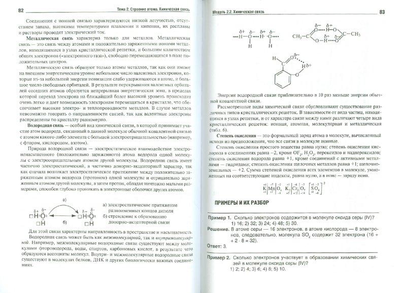 Иллюстрация 1 из 11 для Общая химия: пособие для поступающих в вуз - Лучинская, Фирсова, Жидкова, Дроздова | Лабиринт - книги. Источник: Лабиринт