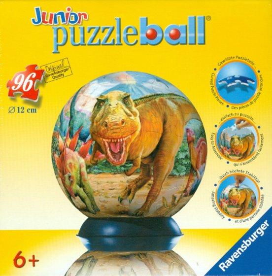 """Иллюстрация 1 из 10 для Паззл-шар """"Динозавры"""" (113729)   Лабиринт - игрушки. Источник: Лабиринт"""