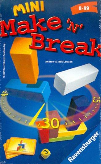 Иллюстрация 1 из 6 для Настольная игра Мини Make'n Break (232857) - Jawson, Jawson | Лабиринт - игрушки. Источник: Лабиринт