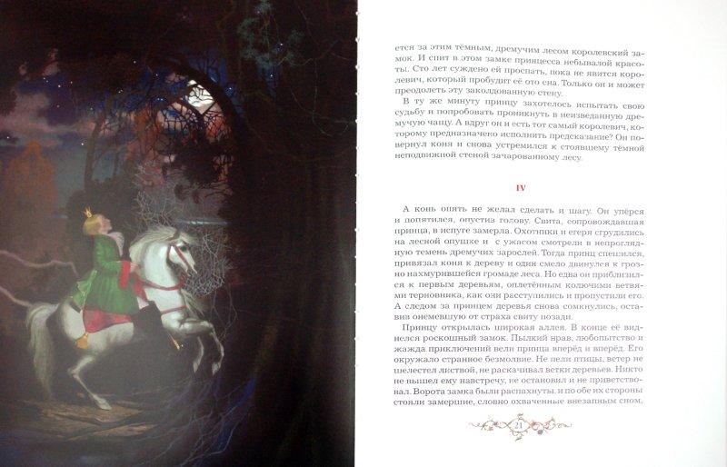 Иллюстрация 1 из 18 для Спящая красавица - Шарль Перро | Лабиринт - книги. Источник: Лабиринт