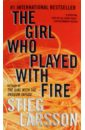 Larsson Stieg The Girl Who Played With Fire