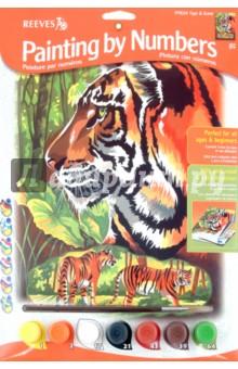 "Набор для раскрашивания ""Тигры"" (PPPNJ39)"