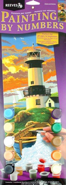 """Иллюстрация 1 из 8 для Набор для раскрашивания панорама """"Маяк"""" (PPAI8)   Лабиринт - игрушки. Источник: Лабиринт"""