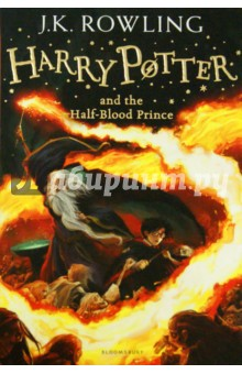 Harry Potter 6. Harry Potter and Half-Blood Prince harry potter and the half blood prince