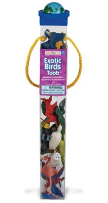 Иллюстрация 1 из 21 для Экзотические птицы (680404) | Лабиринт - игрушки. Источник: Лабиринт