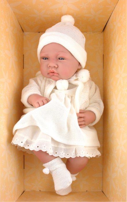 """Иллюстрация 1 из 7 для Кукла-младенец """"Марита"""" (5532)   Лабиринт - игрушки. Источник: Лабиринт"""