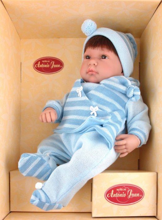 Иллюстрация 1 из 10 для Кукла Фаби в голубом (5514B) | Лабиринт - игрушки. Источник: Лабиринт