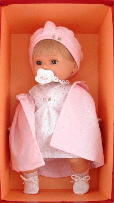 Иллюстрация 1 из 8 для Кукла Аделина блондинка в розовом (4402P) | Лабиринт - игрушки. Источник: Лабиринт