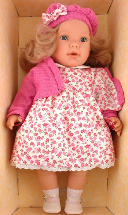 Иллюстрация 1 из 16 для Кукла Лула блондинка в розовом (5511) | Лабиринт - игрушки. Источник: Лабиринт