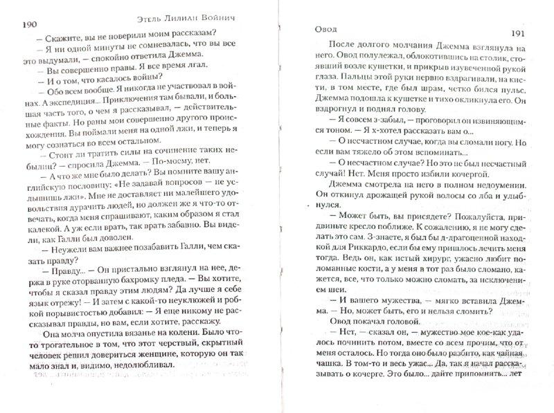 Иллюстрация 1 из 11 для Овод - Этель Войнич | Лабиринт - книги. Источник: Лабиринт
