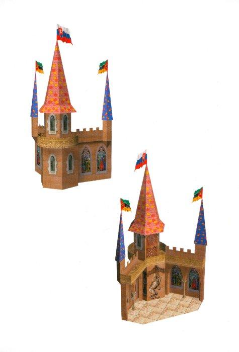 Иллюстрация 1 из 10 для Замок рыцаря   Лабиринт - игрушки. Источник: Лабиринт