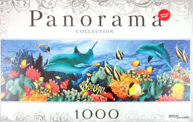 """Иллюстрация 1 из 7 для Step Puzzle-1000 """"Подводный мир"""" (79401)   Лабиринт - игрушки. Источник: Лабиринт"""