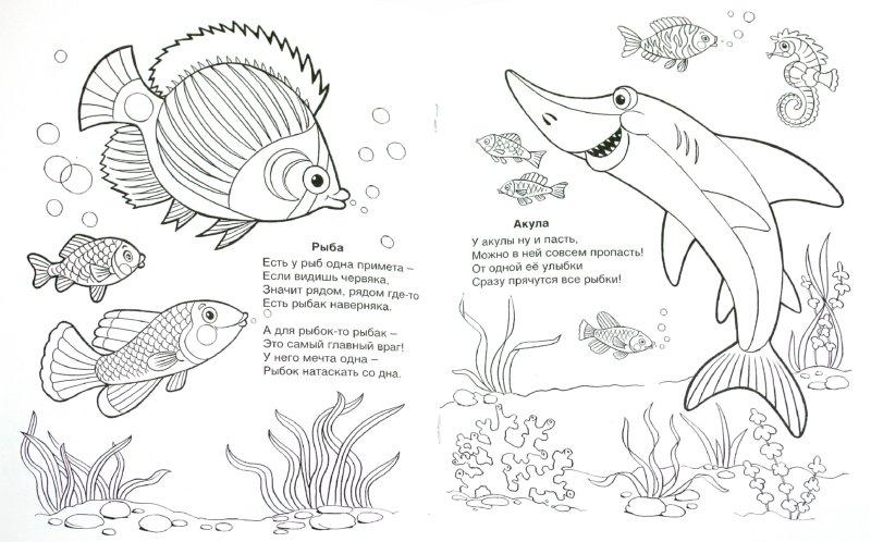 Иллюстрация 1 из 6 для Кто живет в воде? - Т. Коваль | Лабиринт - книги. Источник: Лабиринт