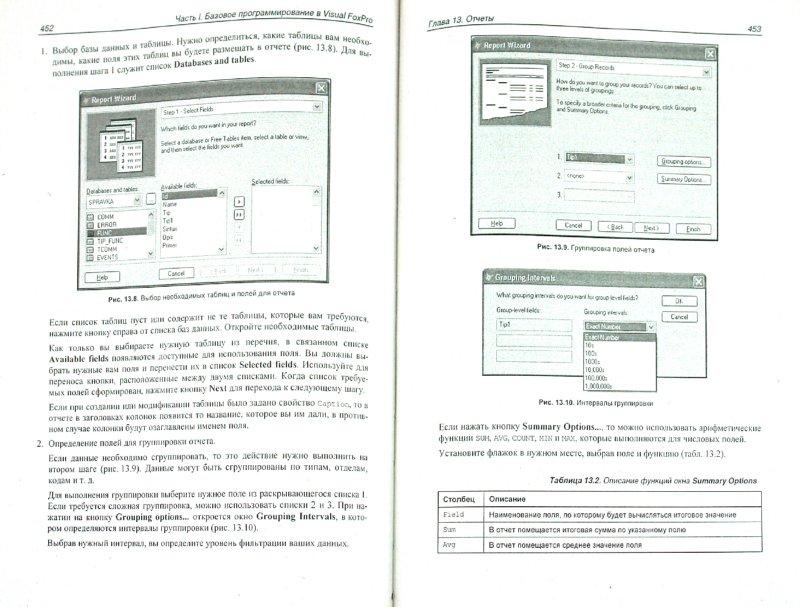 Иллюстрация 1 из 16 для Visual FoxPro 9.0 (+ CD) - Клепинин, Агафонова | Лабиринт - книги. Источник: Лабиринт