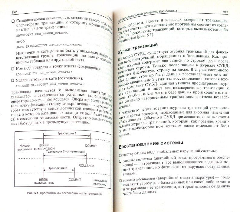 Иллюстрация 1 из 16 для Базы данных. Разработка приложений - Лада Рудикова   Лабиринт - книги. Источник: Лабиринт