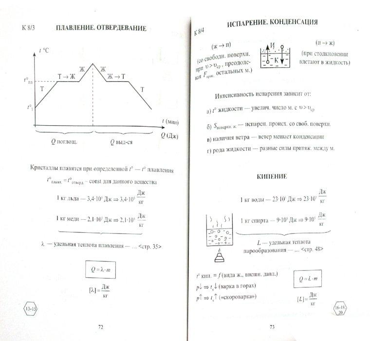 Иллюстрация 1 из 23 для Физика. Опорные конспекты и дифференцированные задачи. 7-8 классы - Юрий Куперштейн   Лабиринт - книги. Источник: Лабиринт