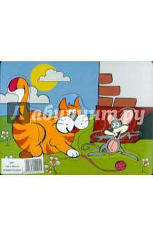 Кот и мышонок (DE27)
