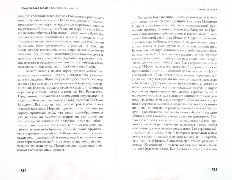 Иллюстрация 1 из 24 для В поисках единорога - Галан Эслава | Лабиринт - книги. Источник: Лабиринт
