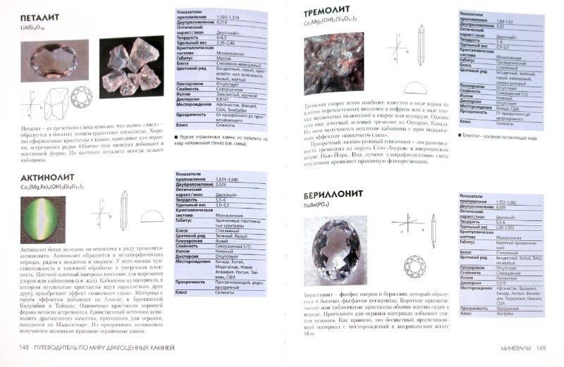 Иллюстрация 1 из 26 для Драгоценные камни. Свойства, разновидности, применение - Артур Томас   Лабиринт - книги. Источник: Лабиринт