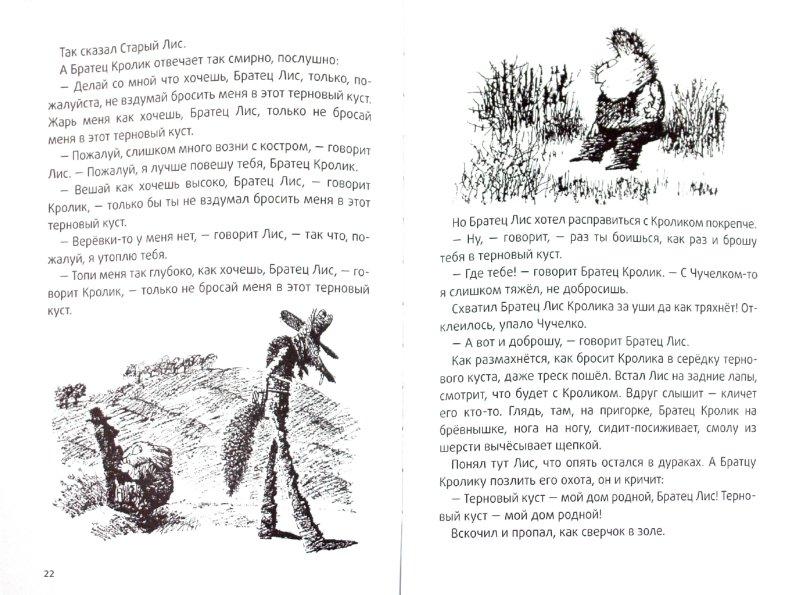 Иллюстрация 1 из 31 для Братец Лис и Братец Кролик - Джоэль Харрис | Лабиринт - книги. Источник: Лабиринт