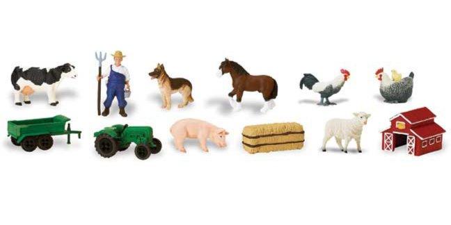 Иллюстрация 1 из 2 для На ферме (682604) | Лабиринт - игрушки. Источник: Лабиринт
