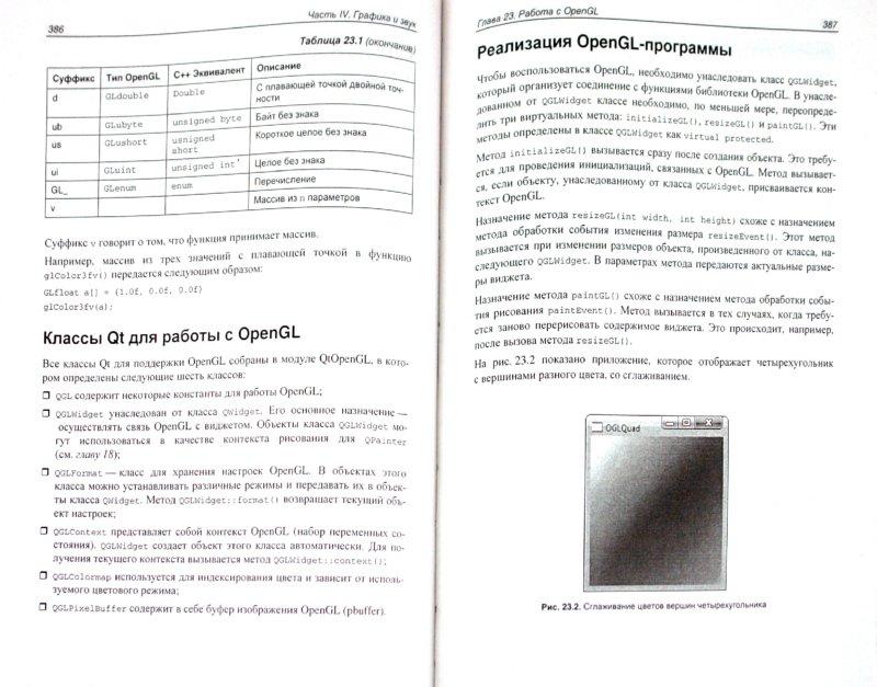 Иллюстрация 1 из 14 для Qt4.5. Профессиональное программирование на C++ (+DVD) - Макс Шлее | Лабиринт - книги. Источник: Лабиринт