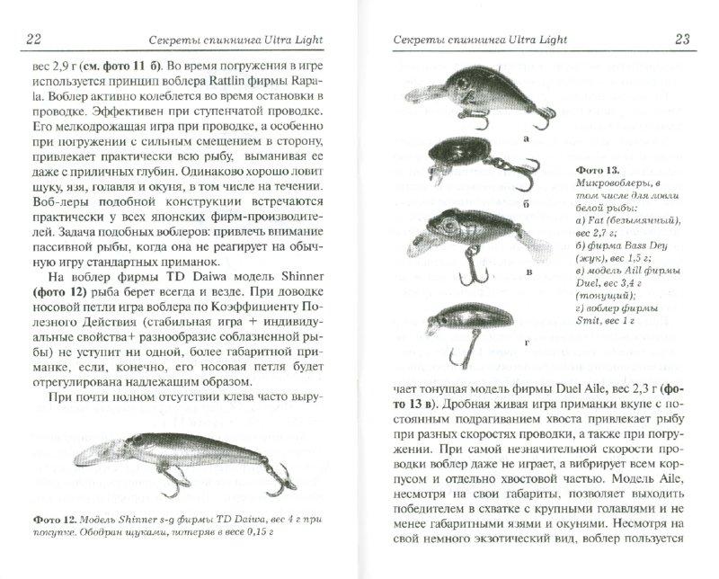 Иллюстрация 1 из 9 для Секреты спининга Ultra Light - Пышков, Смирнов | Лабиринт - книги. Источник: Лабиринт