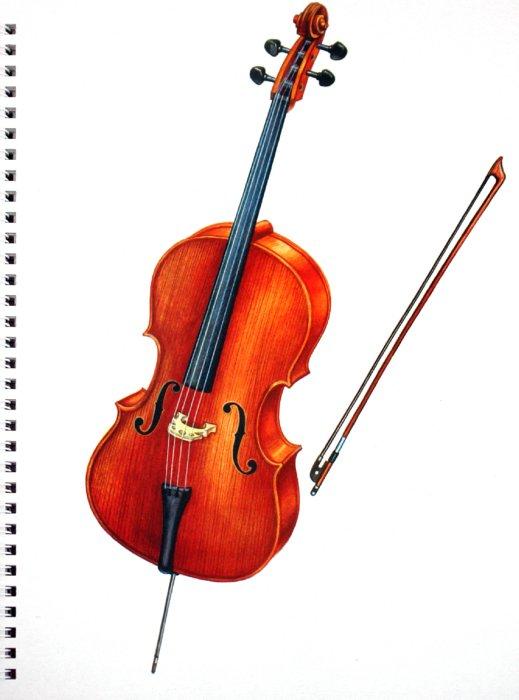 Иллюстрация 1 из 16 для Музыкальные инструменты. ФГОС - Светлана Конкевич   Лабиринт - книги. Источник: Лабиринт