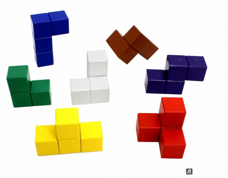 """Иллюстрация 1 из 19 для Игра """"Кубики для всех"""" (Н-001)   Лабиринт - игрушки. Источник: Лабиринт"""