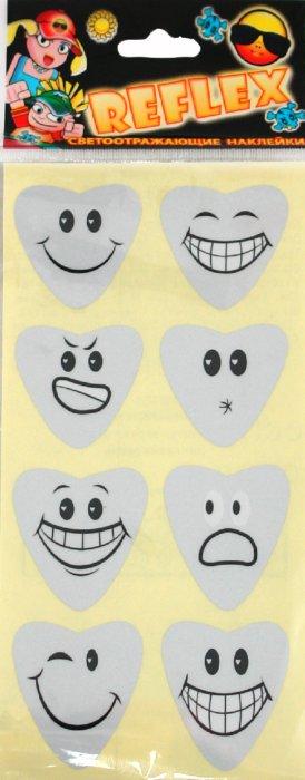 Иллюстрация 1 из 3 для Наклейки детские Reflex Sticker | Лабиринт - игрушки. Источник: Лабиринт