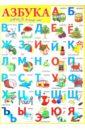 Плакат Азбука Мир вокруг нас