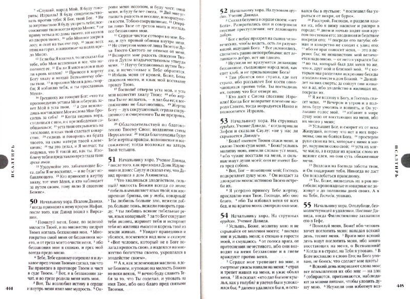 Иллюстрация 1 из 5 для Библия (1110 045 DT) | Лабиринт - книги. Источник: Лабиринт