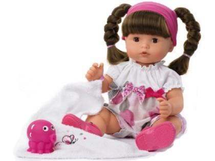 Иллюстрация 1 из 3 для Кукла Аквини, брюнетка (1018231) | Лабиринт - игрушки. Источник: Лабиринт