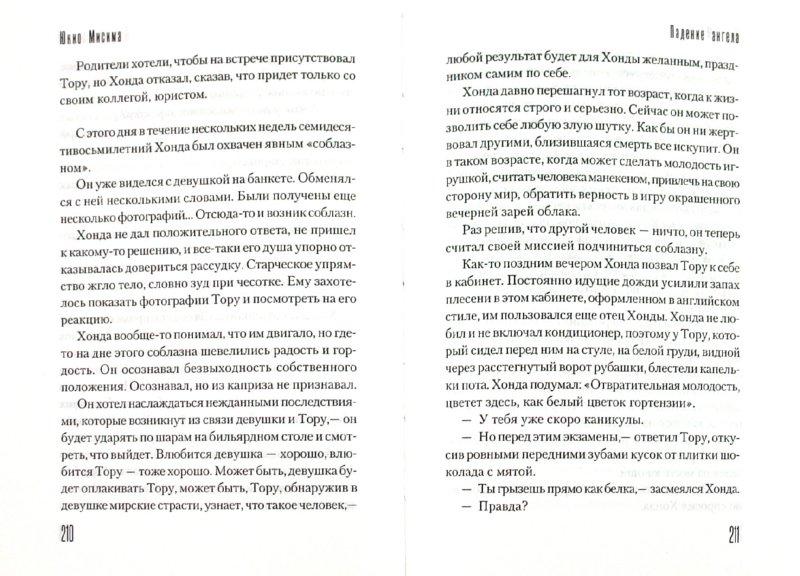 Иллюстрация 1 из 7 для Падение ангела - Юкио Мисима   Лабиринт - книги. Источник: Лабиринт