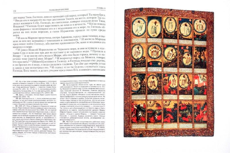 Иллюстрация 1 из 16 для Толковая Библия, или Комментарии ко всем книгам Св. Писания Ветхого и Нового Завета. В 12 томах | Лабиринт - книги. Источник: Лабиринт