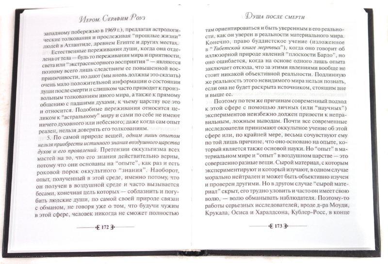 Иллюстрация 1 из 12 для Душа после смерти - Серафим Иеромонах | Лабиринт - книги. Источник: Лабиринт