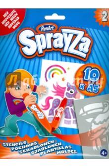 Набор шаблонов Sprayza 2 (ST2202)