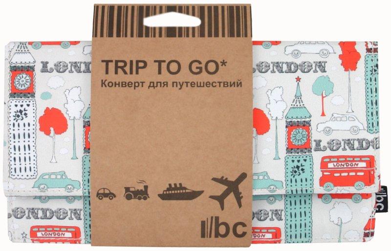 Иллюстрация 1 из 10 для Конверт для путешествий (Tp 1.102) | Лабиринт - канцтовы. Источник: Лабиринт