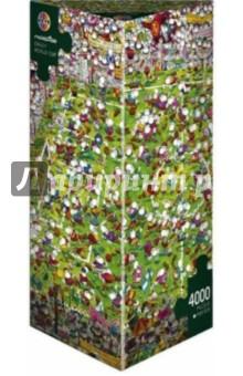 Puzzle-4000 Кубок мира Mordillo (29072) profoam 4000 в москве