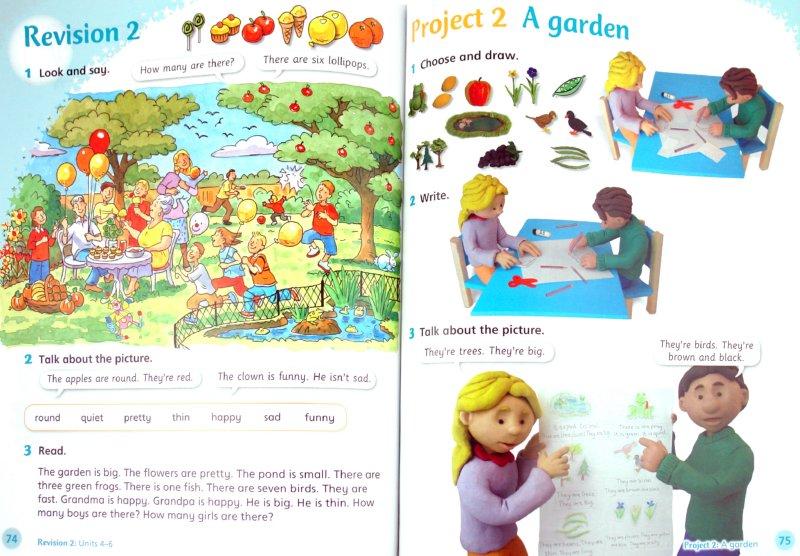 Иллюстрация 1 из 27 для English World. Pupil's Book. 1 - Bowen, Hocking | Лабиринт - книги. Источник: Лабиринт
