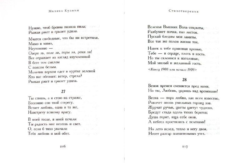 Иллюстрация 1 из 8 для Стихотворения - Михаил Кузмин | Лабиринт - книги. Источник: Лабиринт