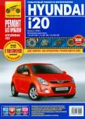 Hyundai i20 выпуск с 2008 года. Руководство по эксплуатации, техническому обслуживанию и ремонту