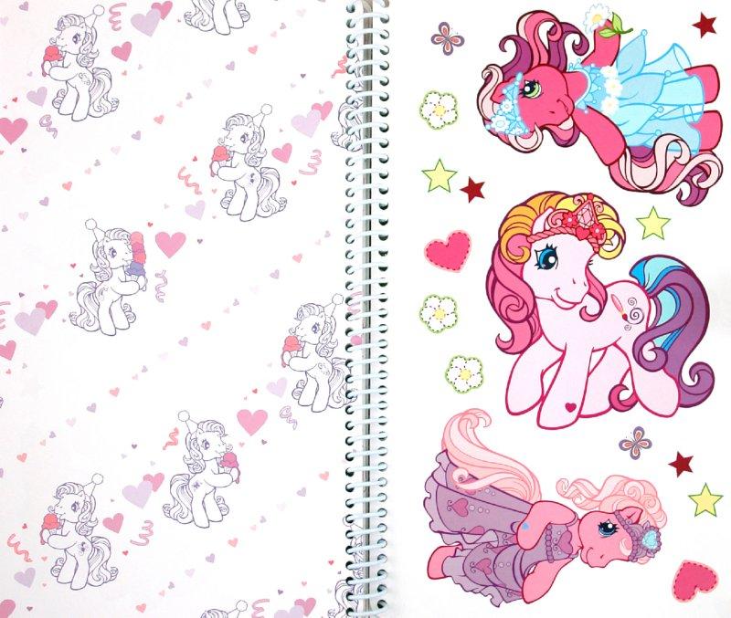 Иллюстрация 1 из 10 для Мой маленький пони. Красота для всех. Мой стильный чемоданчик | Лабиринт - книги. Источник: Лабиринт