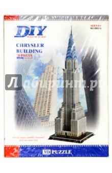 Пазл 3D Здание Крайслера 70 деталей (2802D).