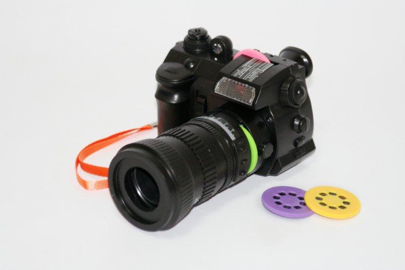 Иллюстрация 1 из 16 для Фотоаппарат электронный. Юный фотограф (380285R) | Лабиринт - игрушки. Источник: Лабиринт