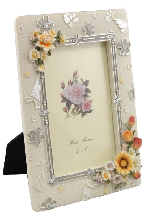 """Иллюстрация 1 из 3 для Фоторамка 10х15 см """"Summer bouquet"""" (LF08103-14)   Лабиринт - сувениры. Источник: Лабиринт"""