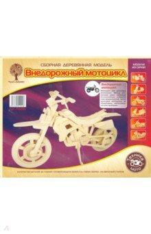 Внедорожный мотоцикл (Р022А)