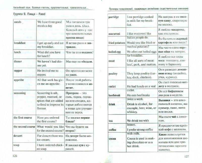 Иллюстрация 1 из 11 для Английский язык. Базовые глаголы, существительные, прилагательные и их сочетания в текстах - Павел Литвинов | Лабиринт - книги. Источник: Лабиринт