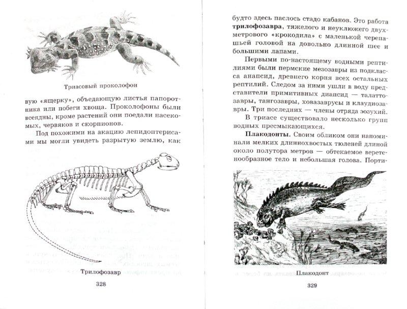 Иллюстрация 1 из 14 для Все о динозаврах, современных животных и растениях - Целлариус, Ляхов, Багрова | Лабиринт - книги. Источник: Лабиринт